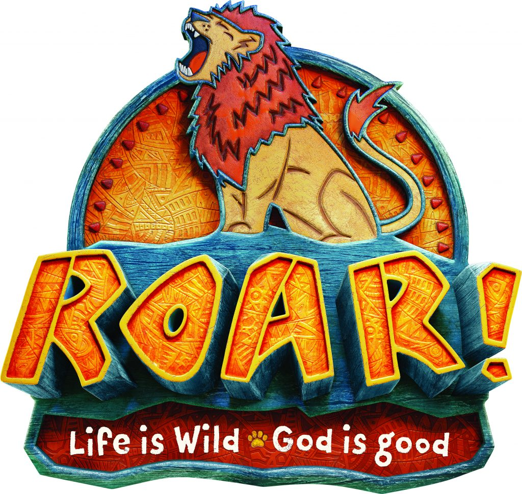 Life is Wild - God is Good Logo