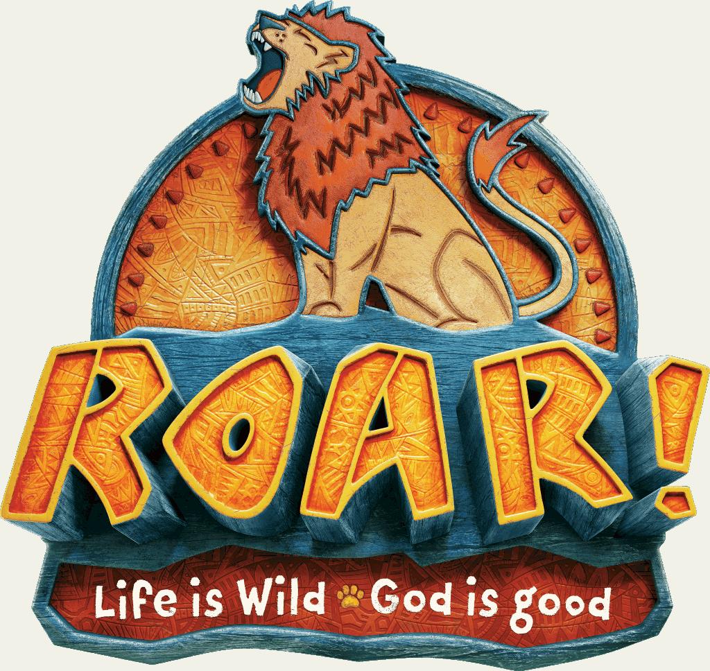 Roar v b s logo