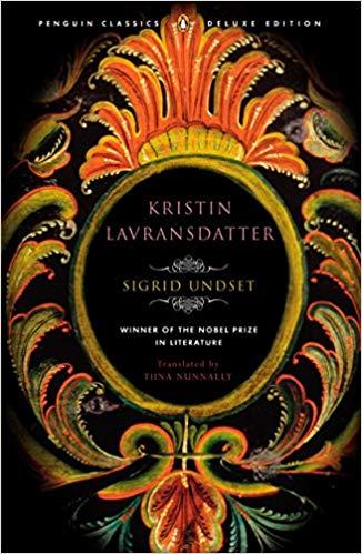 Sigrid Undset by Kristin Lavransdatter