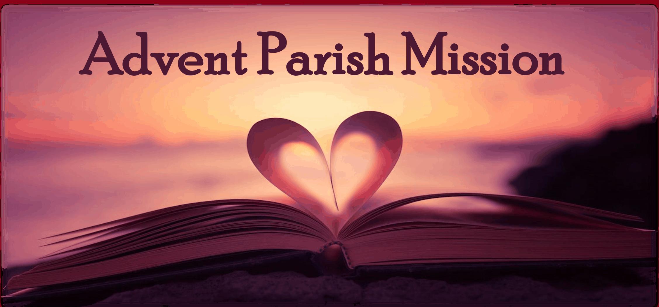 Advent Parish Mission